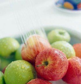 不同颜色苹果保健功效不同